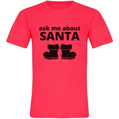 Ask Me About Santa