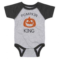 The Baby Pumpkin King