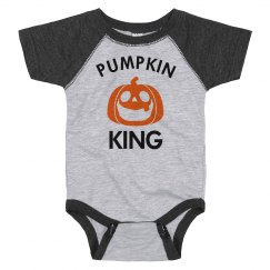 The Baby Pumpkin King