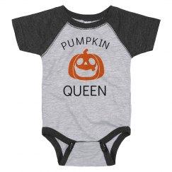 The Baby Pumpkin Queen