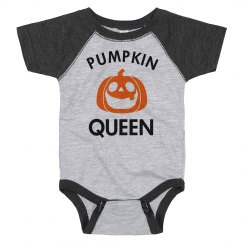 The Baby Pumpkin Queen