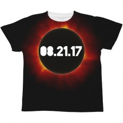 Kids Total Solar Eclipse 2017