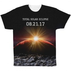 Total Solar Eclipse 2017 USA
