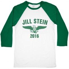 Jill Stein Eagle 2016
