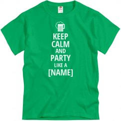 Keep Calm Party On