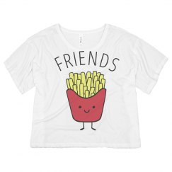 Fries and Friends Cute Fries