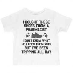 Toddler Tripping All Day