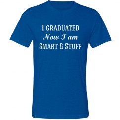 Funny College Graduation Tshirt