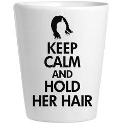 Keep Calm Drunk Girl