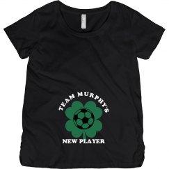 St Patrick's New Player