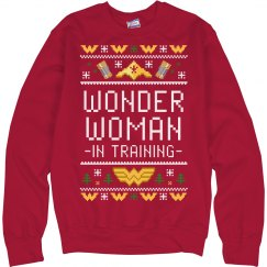 Wonder Woman In Training