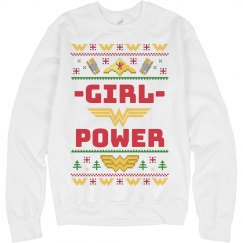 Wonder Girl Power