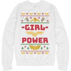 Wonder Girl Power