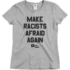 Make Racists Afraid Again Virginia