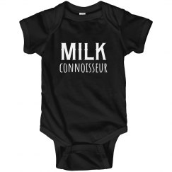 This Baby Is a Milk Connoisseur