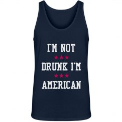 Funny I'm Not Drunk I'm American