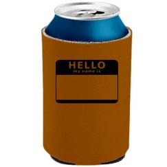 white can holder