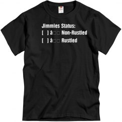 Jimmies Rustled?