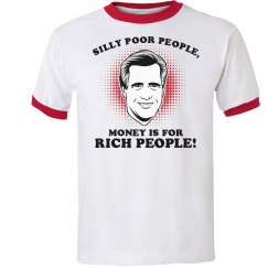 Romney Silly Poor People