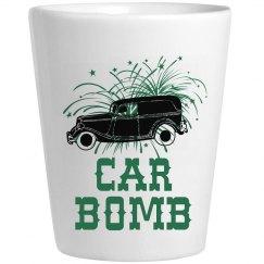 Car Bomb Shot Glass