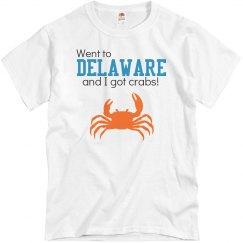 Delaware I Got Crabs