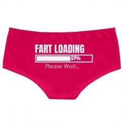 Fart Loading Pink