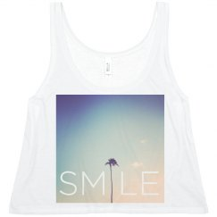 Smile Palm Tree