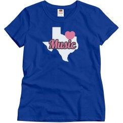 Love Texas Music