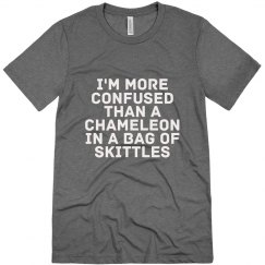 I'm more confused T-Shirt