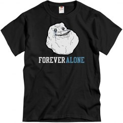 Rage Face Forever Alone