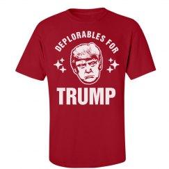 Deplorables For Trump 2016