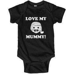 Love My Mummy Halloween