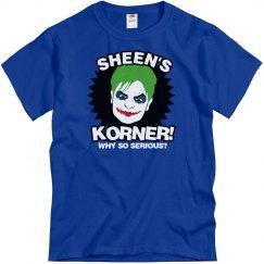 Sheen's Korner!