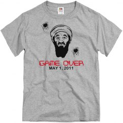 Game Over Osama Date