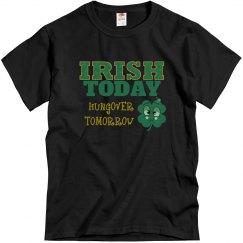 Irish Today Hungover