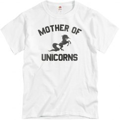 Metallic Mother Of Unicorns