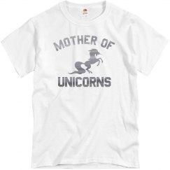 Metallic Mother Of Unicorns