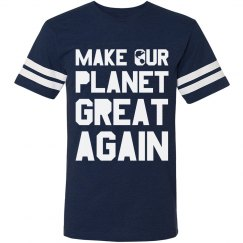 Make Our Planet Awesome Again