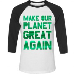 Metallic Make Our Planet Great