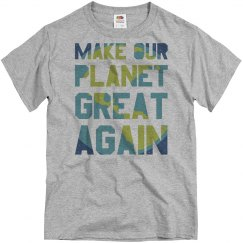 Gonna Make The Planet Great