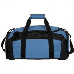 Carolina Blue Dufflebag
