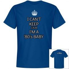 Blue '80's Baby - 1986