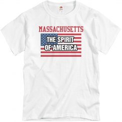 MA The Spirit of America