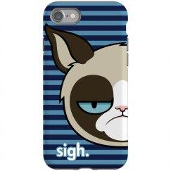 Grumpy Cat sighPhone