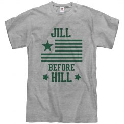 Jill Before Hill Tee