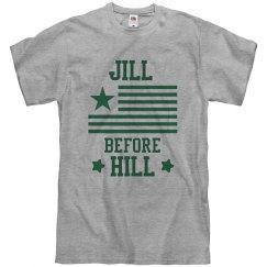 Jill Before Hill Tee