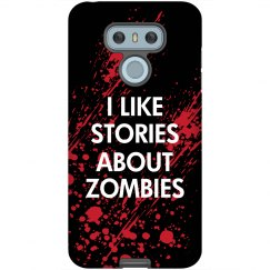 I Like Stories About Zombies