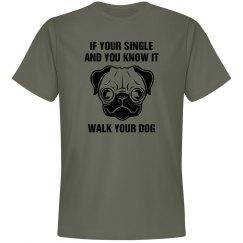 Single Dog Walker