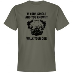 Single Dog Walker