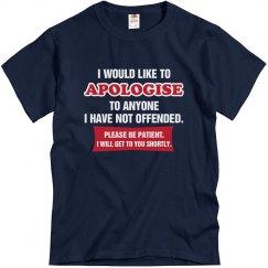 I Would Like 2 Apologise